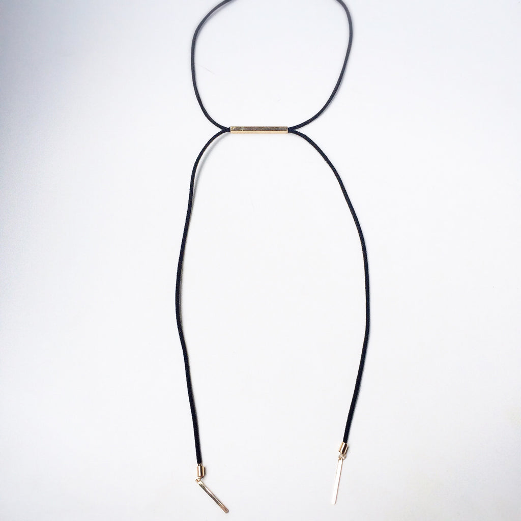 Bolo Tie Necklace - Shop Lost Generation  - 6