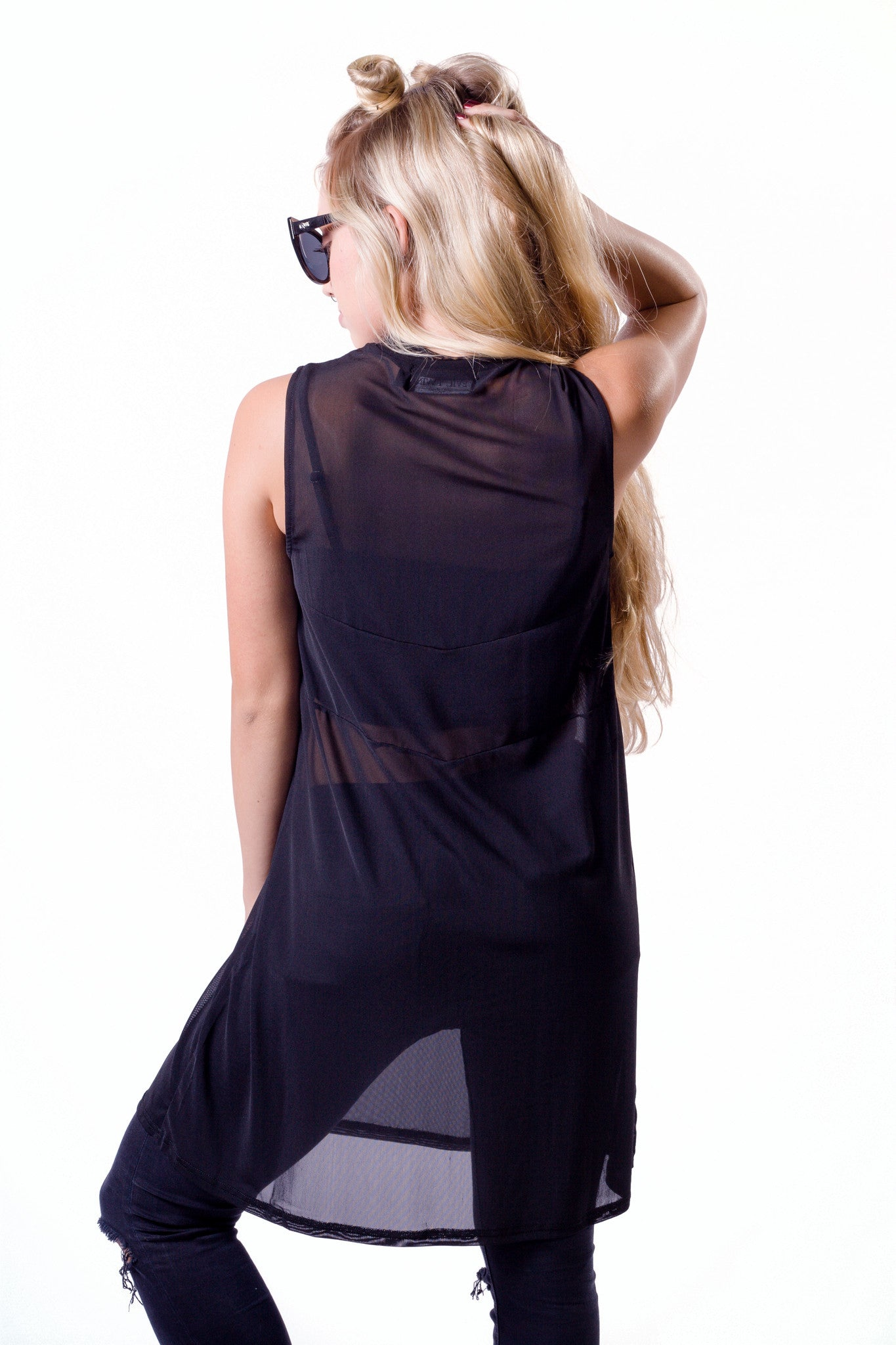 """Cara"" Two Piece Dress - Shop Lost Generation  - 3"