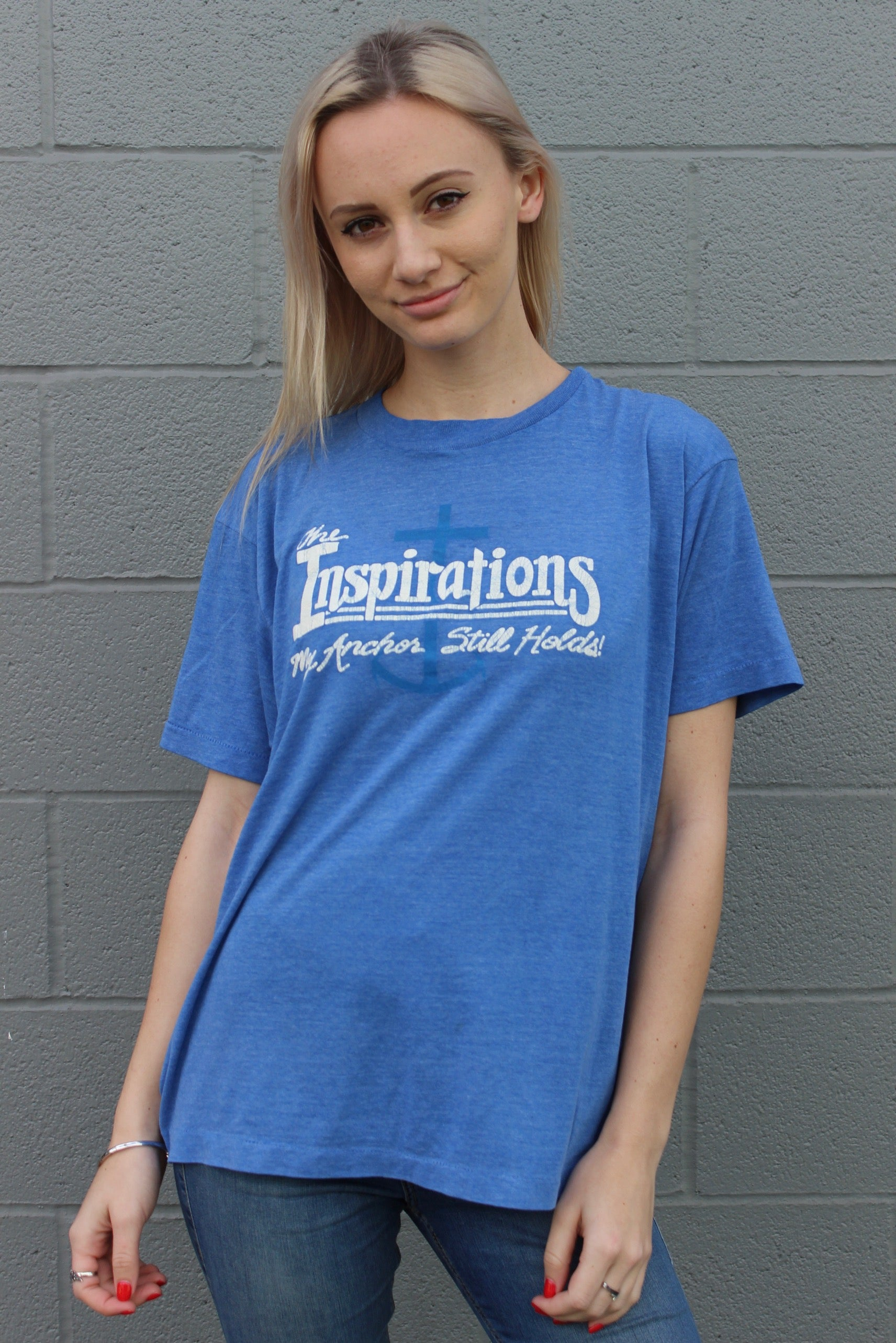 """Inspirations"" Vintage Tee"
