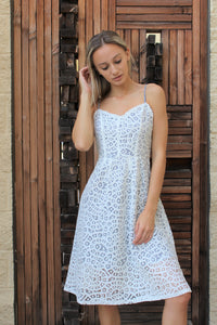 """Southern Pride"" Lace Dress"