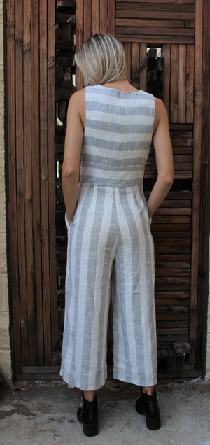 """Sunday Morning"" Jumpsuit"
