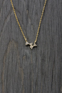 """Bow"" Necklace"