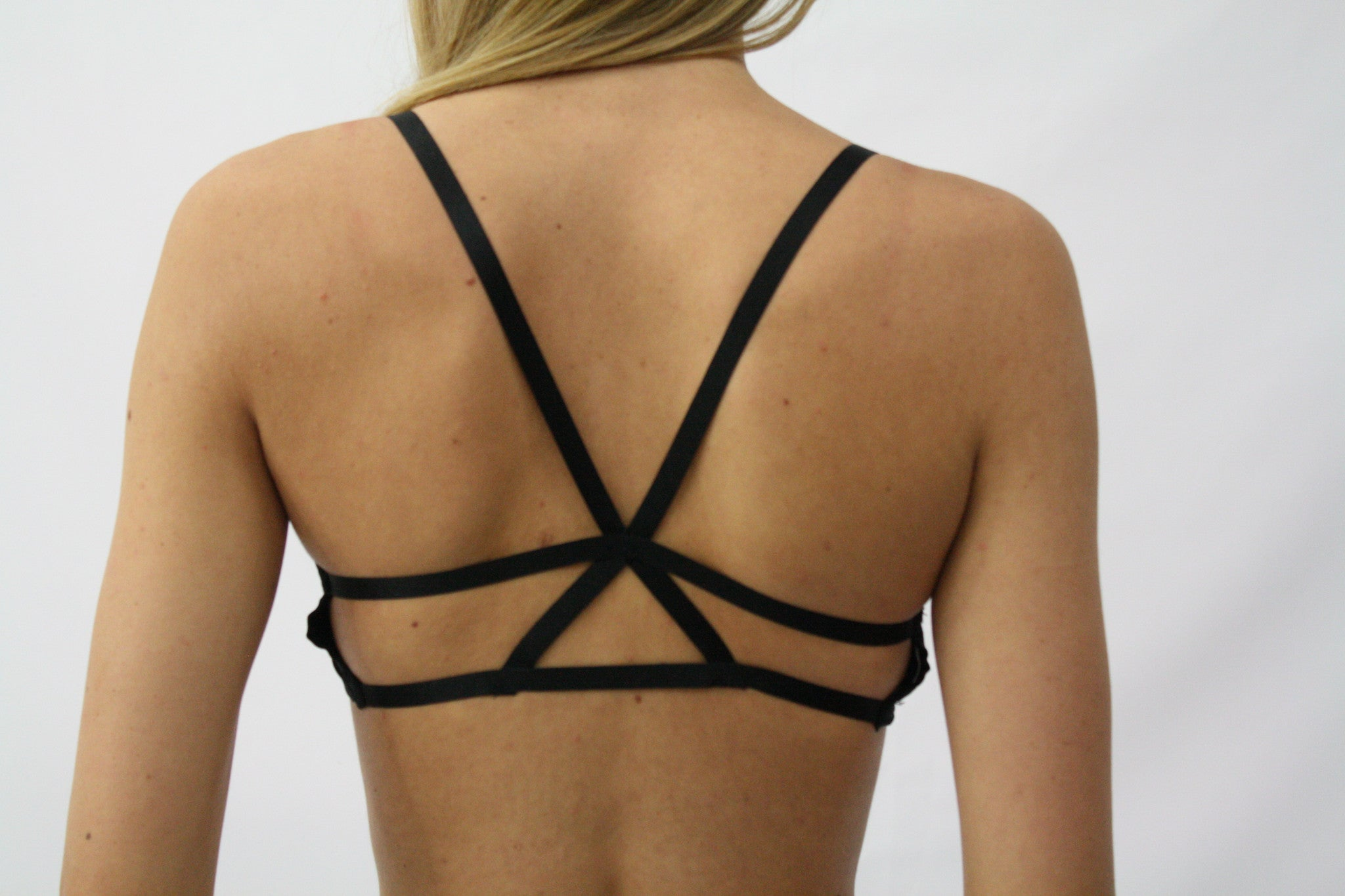 """Midnight Madness"" Bralette - Shop Lost Generation  - 4"