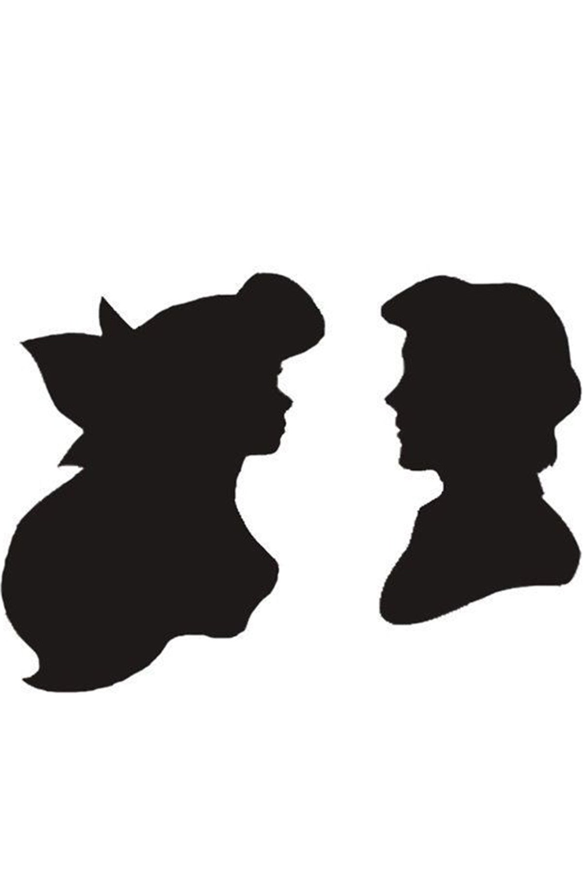 Ariel and Eric Temporary Tattoo Set