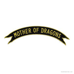 """Mother of Dragons"" Top Rocker Patch - Shop Lost Generation"