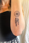 Dreamcatcher Temporary Tattoos (2-Pack)