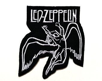 """Led Zeppelin"" Band Patch"