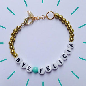 Cheeky Beaded Bracelet - Shop Lost Generation  - 4