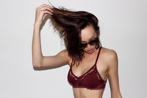 """Love and Lace"" Bralette - Shop Lost Generation  - 2"