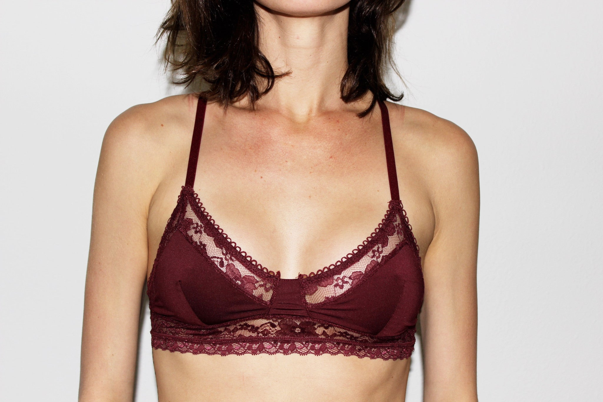 """Love and Lace"" Bralette - Shop Lost Generation  - 3"