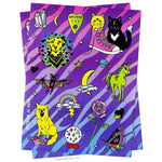 Lisa Frank Weirdo Stickers