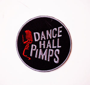 Dance Hall Pimps Patch