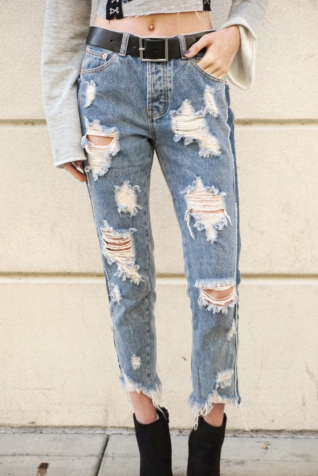 """Destroyer"" Jeans"