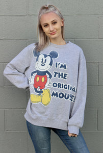 I'm the Original Mouse Sweater