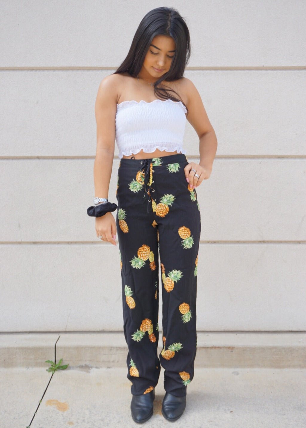 """Pineapple Skies"" Pants"