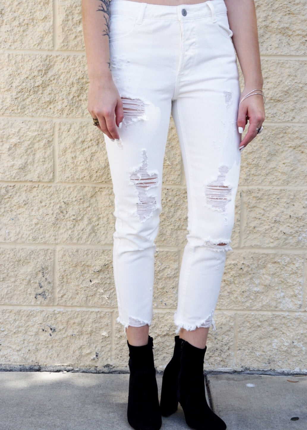 """Without Reason"" Jeans"