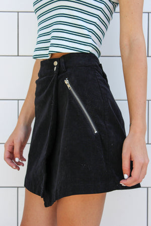 """Zip It"" Skirt"