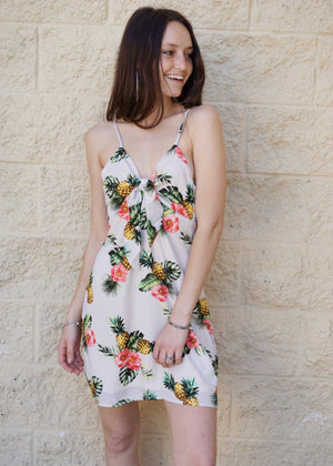 """Pineapple Express"" Dress"