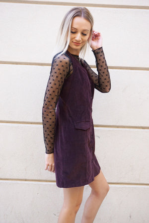 """Ashbury"" Button Up Dress"