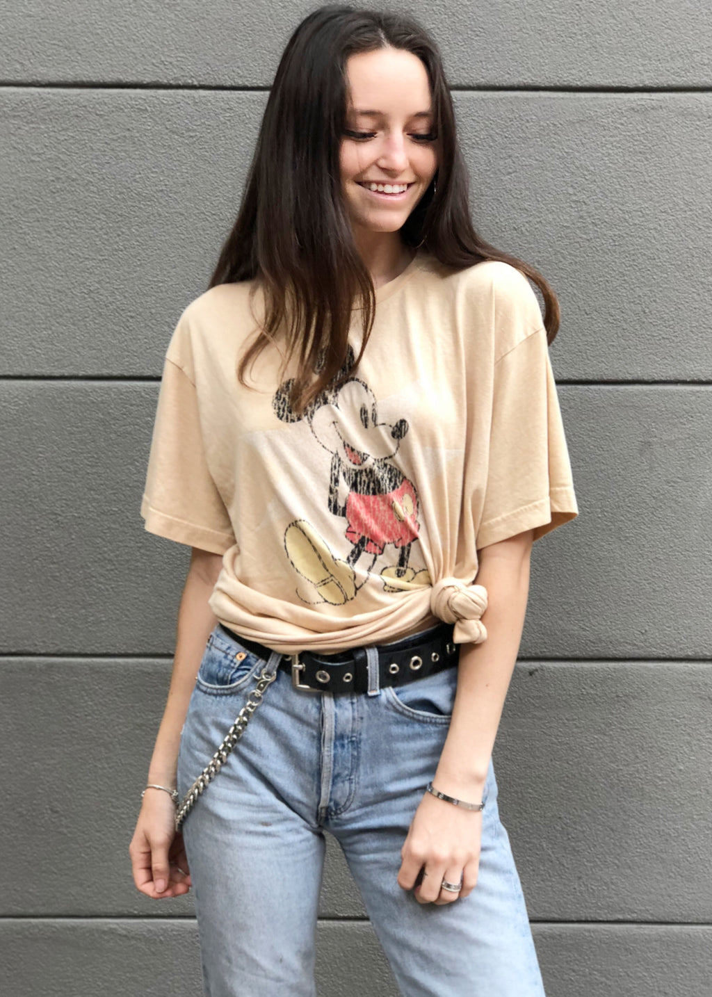 Dusty Mickey Tee