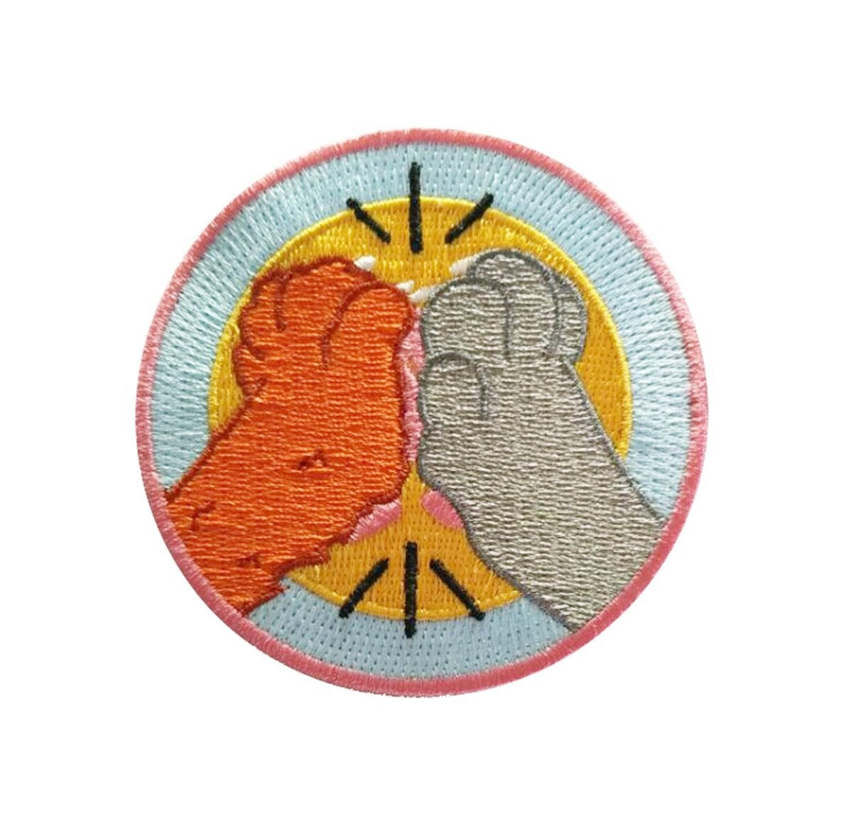 High-Five Paws Patch