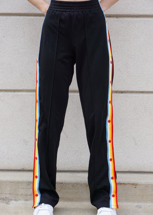 """Chasing Rainbows"" Track Pants"