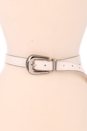 """Studded Trim"" Belt"