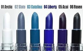 Matte Lipstick- Dark Colors & White - Shop Lost Generation  - 1