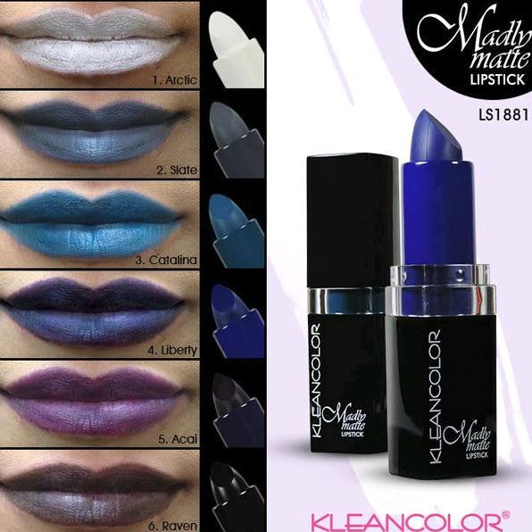 Matte Lipstick- Dark Colors & White - Shop Lost Generation  - 2