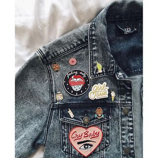 Girl Gang Patch - Shop Lost Generation  - 4