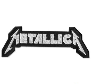"""Metallica"" Print Patch"