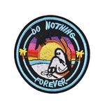 """Do Nothing Forever"" Patch"