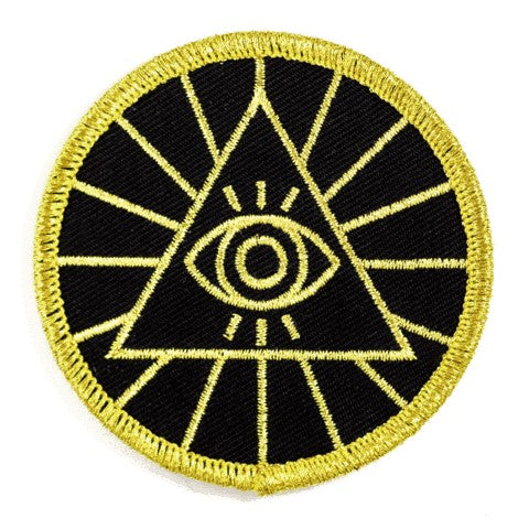 """Illuminati"" Patch"
