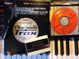 Roland SRX 08 Platinum Trax expansion board