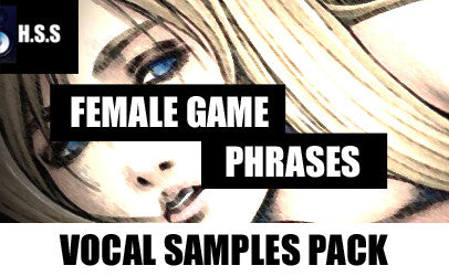 5 Female Game Phrases
