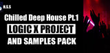 Chilled Deep House Pt.1 Logic Pro Template Pack