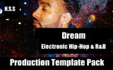 LADLX - Dream - Electronic Hip-Hop and R&B Logic Pro Template Production Pack
