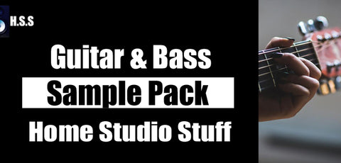 Guitar & Bass Sample Pack