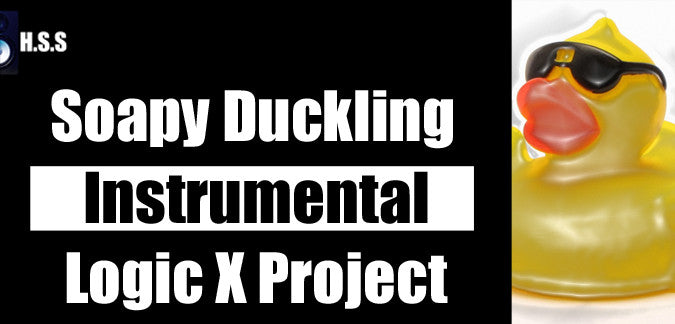 Soapy Duckling - Trap Hip/Hop Instrumental Logic X Project Template