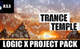 Logic X, Trance, Dance, Project, Template, Download