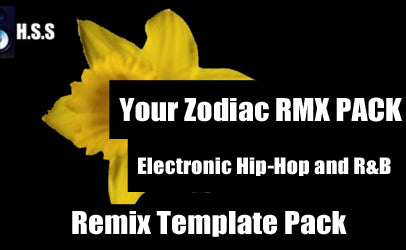 Your Zodiac - Electronic Hip Hop and R&B Sample Pack