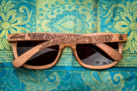 15f70f56dd9 Tribal Collection  Temple – Westwood Sunglasses