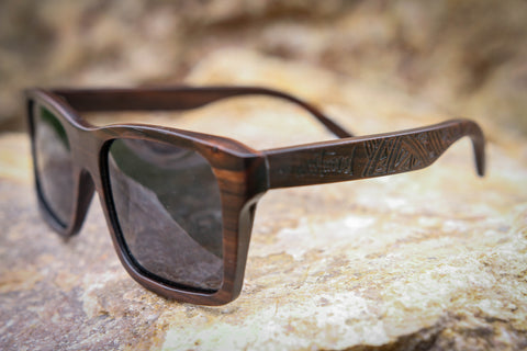 b4fbdcbb960 ... frame style is designed as more dark and masculine than other styles in  the Tribal Collection to bring to life the strength and courage of the  culture.