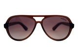 Teague Brown Redwood - Westwood Sunglasses  - 2
