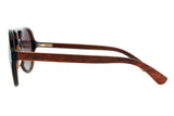 Teague Brown Redwood - Westwood Sunglasses  - 3
