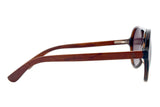 Teague Brown Redwood - Westwood Sunglasses  - 4