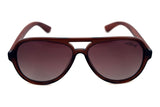 Teague Brown Redwood - Westwood Sunglasses  - 5