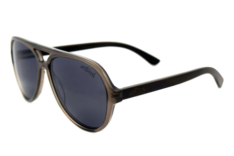 Teague Grey Ebony - Westwood Sunglasses  - 1