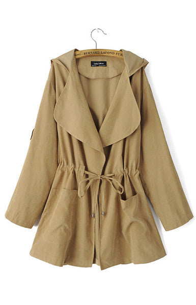 Trendy-Road-Style-Shop-Online-Woman-Fashion-Street-trench-hooded-adjustable-waist-tie-long-sleeve-jacket-khaki