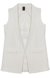 Trendy-Road-Style-Shop-Online-Woman-Fashion-Street-vest-pocket-sleeveless-turn-down-collar-white